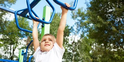 Is Your Child a Kid or a Monkey? How to Encourage Your Child's Gross Motor Skills