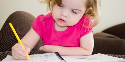 Toddler Art: The Stepping Stone to Your Child's Early Writing