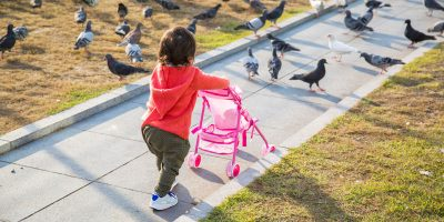 Toddler Multi-Tasking: Your Child Learning to Push, Pull, and Carry