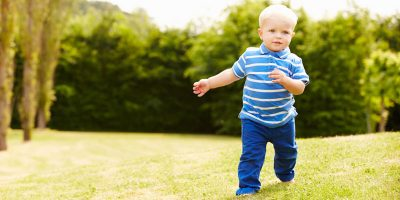 Running with Control: Your Baby is Off to the Races!
