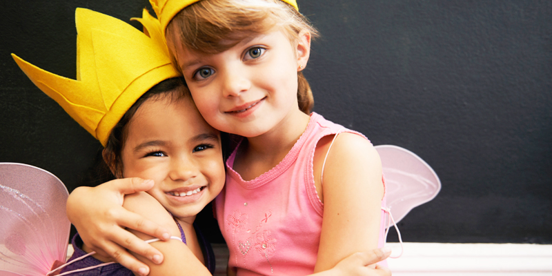 Friends Matter: The Importance of Friendships to Your Preschooler