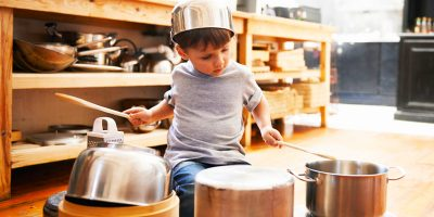 Making Beautiful Music: Simple Ways to Incorporate Music into Your Child's Life