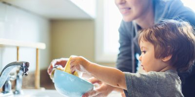 Teaching Your Child to Take Pride in Self-Help Skills