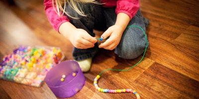 Your Child's Growing Hand-Eye Coordination