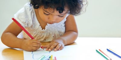 All Kinds of Shapes: Your Child Is Learning Simple Shapes, and Drawing Them Too!
