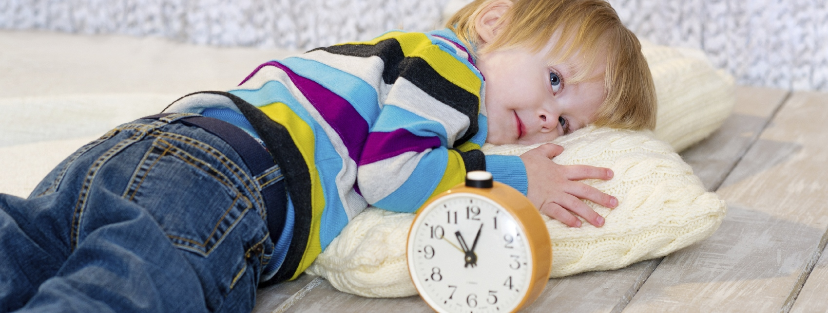 Your Child Learning to Tell Time?}