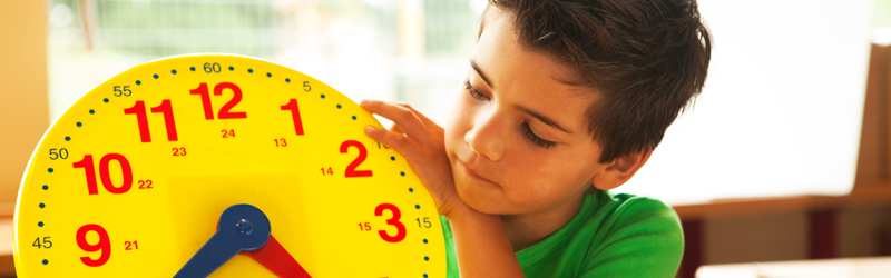 Do You Have the Time? Three Ways to Help Your Child Understand Different Time Concepts}