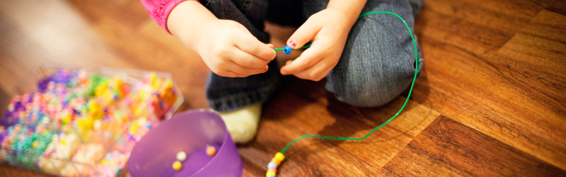 Good With My Hands: The Many Ways Your Child Is Using his Growing Hand-Eye Coordination }