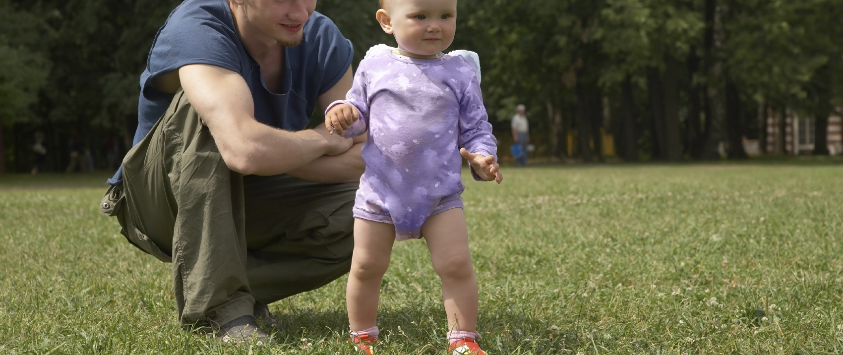 Your Baby's First Steps}