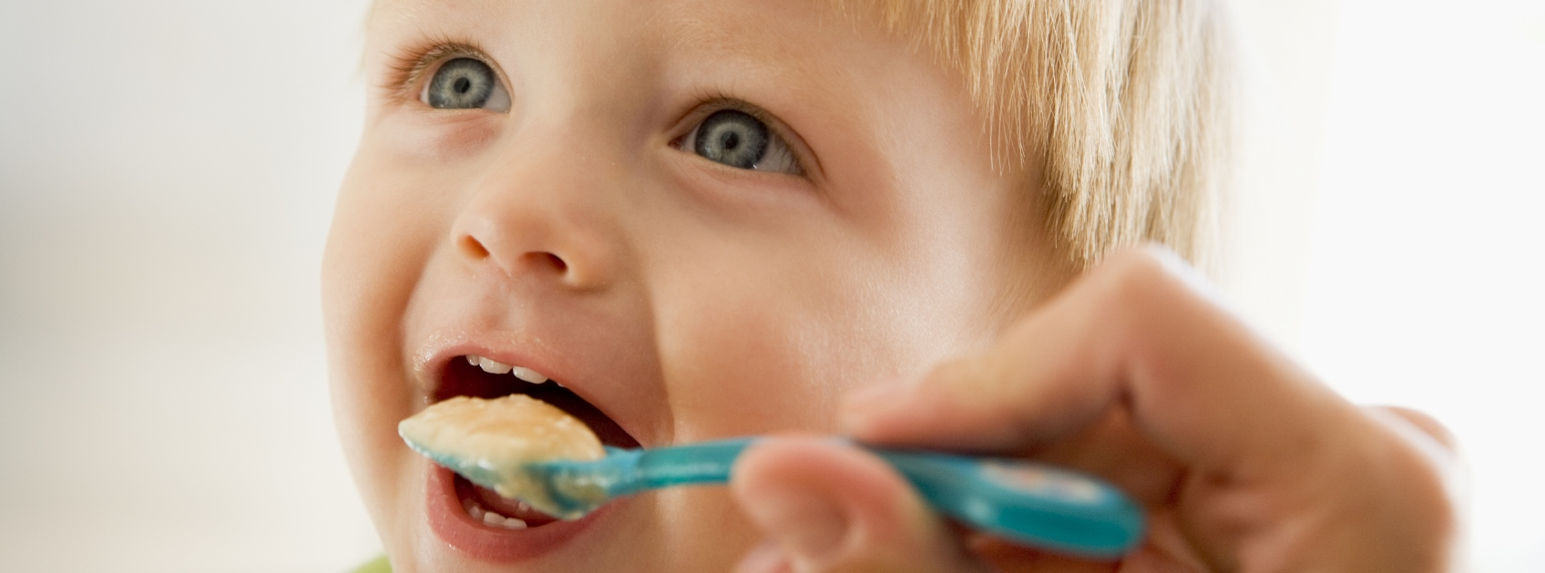 Give It a Try! Introducing New Foods to Your Baby}