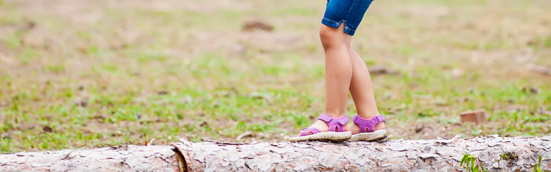 Your Child Can Walk the Line (Forward and Backwards)! }